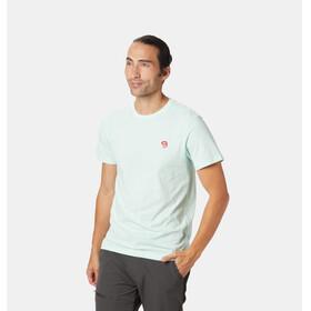 Mountain Hardwear Hardwear Logo - Camiseta manga corta Hombre - azul